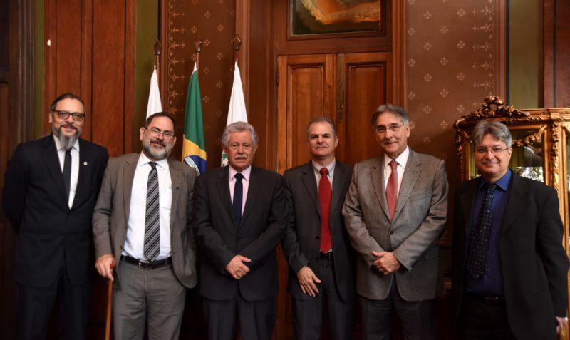 Presidente do Cofecon cumpriu agenda em Minas Gerais
