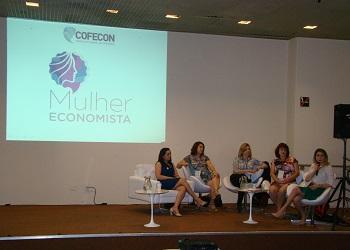 Fórum das mulheres economistas discutiu desigualdade de gênero