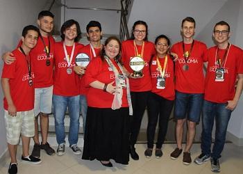 Estudantes da Universidade do Estado do Amazonas vencem a VIII Gincana Nacional de Economia