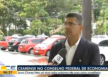 TV Verdes Mares destaca a atuação do Sistema Cofecon/Corecons para o desenvolvimento regional