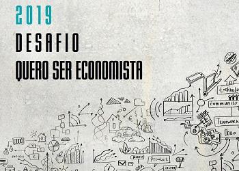 Inscrições abertas para o Desafio Quero Ser Economista 2019