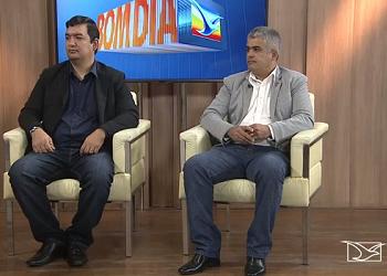 Conselheiro federal concede entrevista ao vivo à TV Mirante
