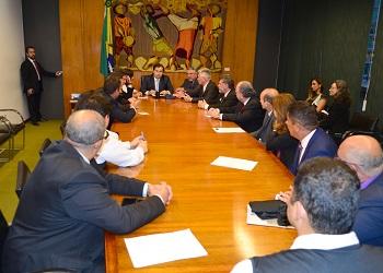 PEC nº 108/2019: presidentes de Conselhos participaram de audiência com Rodrigo Maia