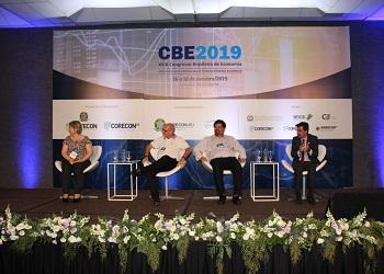 Corecon-SC publica anais do Congresso Brasileiro de Economia