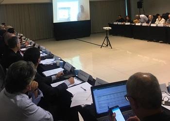 A 692ª Sessão Plenária Ordinária Ampliada do Cofecon ocorreu em Florianópolis.