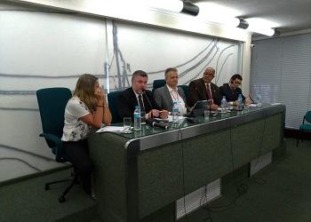 Presidente do Cofecon participou de reunião no Conselhão para definir estratégias sobre a PEC 108/2019