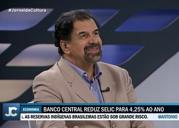 Presidente participou do Jornal da Cultura e comentou principais notícias do dia