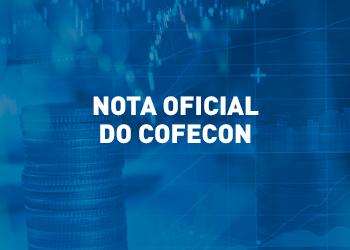 Nota do Cofecon sobre Dívida dos Estados