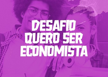 Vice-Presidente participará de live para esclarecer dúvidas sobre o Desafio Quero Ser Economista