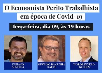 Corecon-RS realiza live nesta terça-feira sobre perícia trabalhista