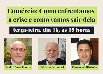 Corecon-RS realiza live sobre superação de crise econômica