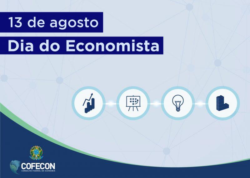 Cofecon celebra o mês do Economista