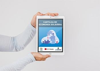 Cofecon lança cartilha de Economia Solidária em parceria com a Cáritas