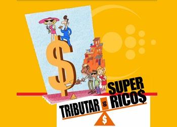 Cofecon apoia campanha que cobra medidas para tributar super-ricos