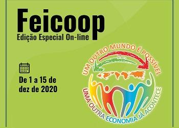 Cofecon ministrará palestra e oficina na 27ª Feicoop, maior evento de economia solidária da América Latina