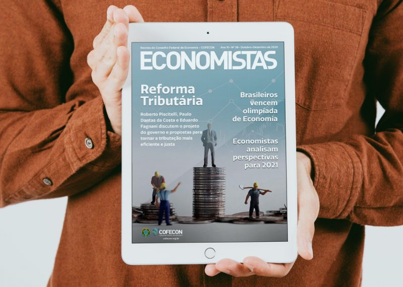 Confira a nova edição da Revista Economistas
