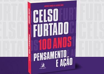 Lacerda publica livro sobre o centenário de Celso Furtado