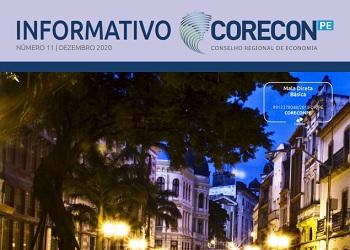 Corecon-PE lança informativo sobre as ações realizadas em 2020