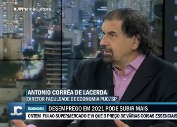 Lacerda analisa o futuro da economia brasileira
