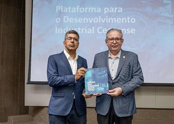 FIEC lança Plataforma para o Desenvolvimento Industrial Cearense, coordenada pelo conselheiro Lauro Chaves Neto