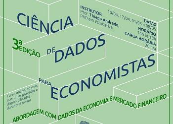 Corecon-PE realiza terceira edição do curso Ciência de Dados para Economistas
