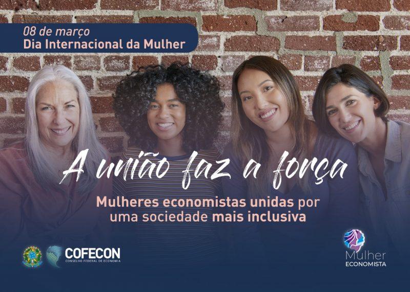 Cofecon celebra Dia Internacional da Mulher