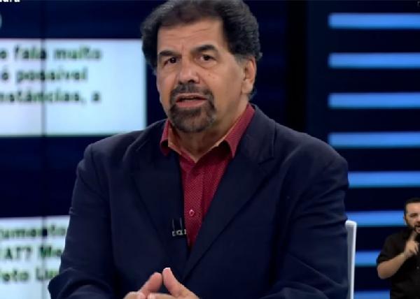 Lacerda fala sobre CPI da covid-19 no Jornal da Cultura