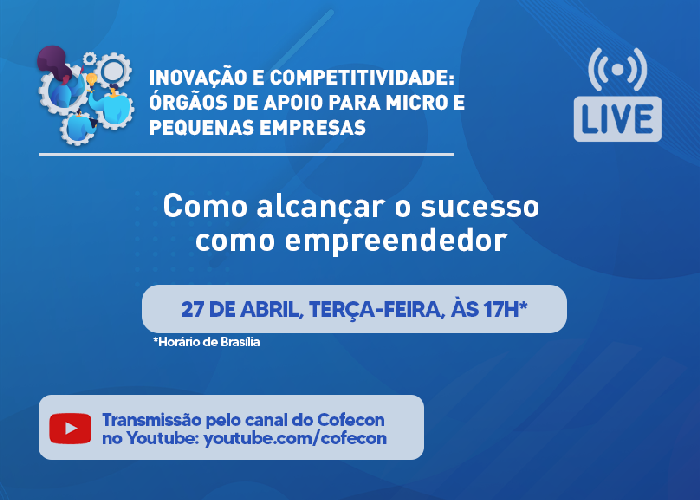 Ênio Pinto, especialista em Empreendedorismo do Sebrae, traz orientações para empreendedores