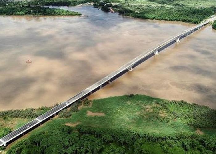 Corecon-RO divulga nota técnica sobre inauguração da ponte de Abunã