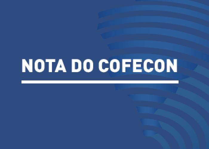 Nota Oficial – Cofecon alerta para impactos do aumento da taxa Selic