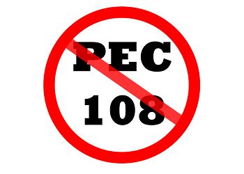 Cofecon se mobiliza para impedir aprovação da PEC 108
