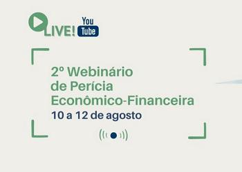Corecon-DF realizará webinário de Perícia Econômico-Financeira
