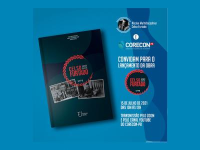 Lançamento do Livro CELSO FURTADO 100 ANOS: coletânea de ensaios em sua homenagem