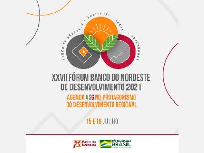 Lauro Chaves Neto mediará debate no XXVII Fórum Banco do Nordeste de Desenvolvimento 2021