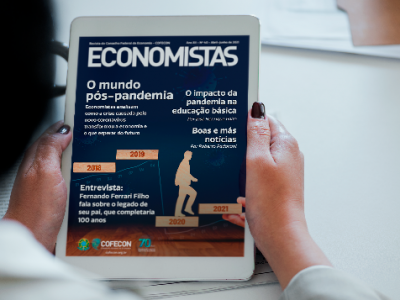 Cofecon apresenta edição 40 da Revista Economistas