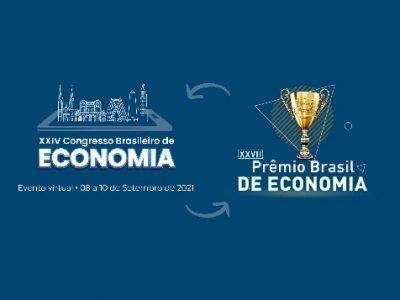 Trabalhos do PBE 2021 poderão ser apresentados no XXIV Congresso Brasileiro de Economia