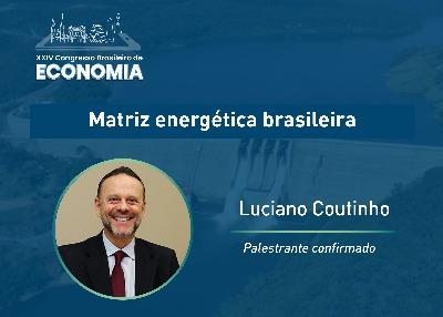 """Luciano Coutinho: """"Precisamos de uma política de investimentos em energia"""""""